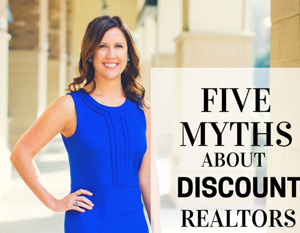Samara Presley Smart Choice Realty Myths about Discount Realtors Raleigh, NC
