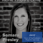2017 Top Producers MagazineCover